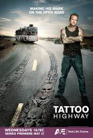tattoo highway extra large movie poster image imp awards