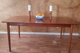 repurpose denver danish modern dining table