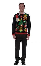 lighted ugly christmas sweaters christmas lights decoration
