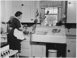 woman cooking in a kitchen note no original caption wo u2026 flickr