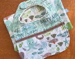 handmade baby items animal bib etsy