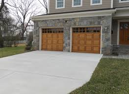 Poured Concrete Home by Concrete Driveway Paving For Maryland Homeowners Bartley Corp