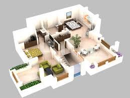 Floor Plan 3d Plan 3d Conception Et Virtualisation 3d Pour L U0027immobilier Immo