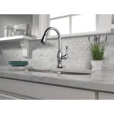 brizo faucet 64003lf ss talo brilliance stainless pullout spray