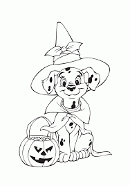 disney printable coloring pages halloween drawings