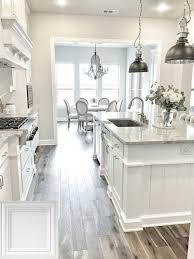 white kitchen cabinets grey wood floor white kitchen cabinets with wood floors whitecabinets