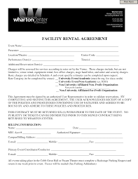 party planner contract template event contract template invitation templates facility rental event contract template invitation templates facility rental agreement form