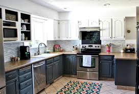 are dark cabinets out of style 2016 kitchens with two different