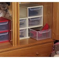 Drawer Storage Units Buy 8 Litre Single Plastic Drawer Unit Plastic Shoe Storage Unit