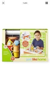 Kidkraft Modern Country Kitchen - kidkraft 53222 modern country kitchen toy constructive playthings