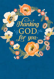 appreciation cards bright flower wreath clergy appreciation card greeting cards