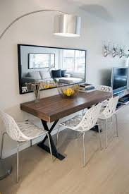 mirrors in dining room best 25 small living dining ideas on pinterest living dining