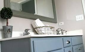 painting an ugly bathroom vanity counter hometalk