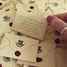 or these personalised hogwarts letters hogwarts letter harry