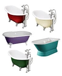 Refinish Your Cast Iron Tub This Old House Bathroom Refinishing Repair Reglazing Bathtub Providence Ri