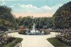 prospect park u0027s rose garden to get art installation and renovation