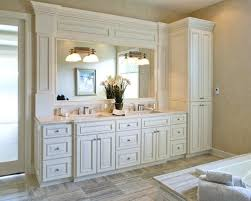 Bathroom Vanities And Linen Cabinet Sets Bathroom Vanity With Linen Cabinet Lifeunscriptedphoto Co