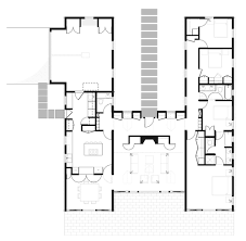 house plan hugh newell jacobsen dream for sale h shaped ranch h