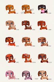 lps dachshund nicole s lps blog littlest pet shop pets