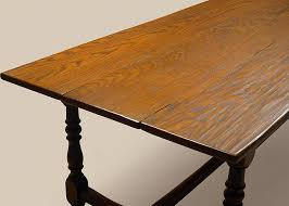 Pennsylvania House Dining Room Furniture Museum Stretcher Base Table