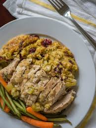 slow cooker thanksgiving stuffing slow cooker chicken and stuffing dinner u2013 12 tomatoes