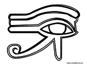 free ancient egyptian coloring pages
