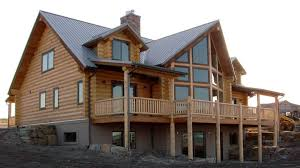 log home floor plans with basement columbia lodge custom log home design 6bdrm 4ba log cabin with loft