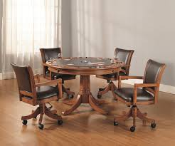 dining table with caster chairs round kitchen table with caster chairs best ideas including dining