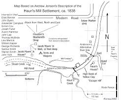 Nauvoo Illinois Map by Adventures In Family History David Norton Jr