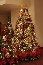tree decorations ideas and gold designcorner