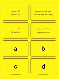 basic phonogram cards all about learning press inc