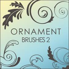 350 high resolution free photoshop ornament brushes tutorialchip