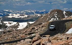 scenic byway colorado day trips mount evans visit denver