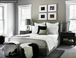 Room And Board Ottoman Cowhide Stools Contemporary Bedroom Atlanta Homes Lifestyles