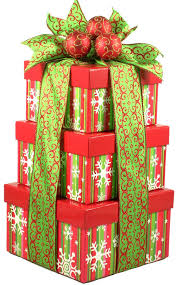 gift towers christmas gift towers and gift towers
