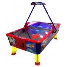 used coin operated air hockey table coin op air hockey tables liberty games