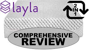 layla mattress review pros and cons youtube