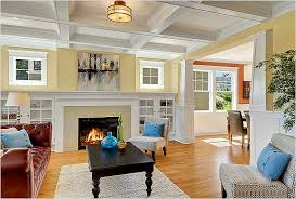craftsman style home interior craftsman style indoors and out riverbend home