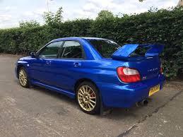 2017 subaru impreza sedan blue subaru impreza wrx 2001 blue in leicester leicestershire gumtree