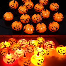 Orange Halloween String Lights Online Get Cheap Orange Halloween String Lights Aliexpress Com