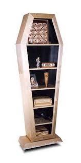 coffin bookshelf coffin bookshelf the that weeps blood