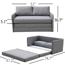 Sectional Pull Out Sofa by Furniture U0026 Rug Pull Out Couches Sofa Sleepers Loveseat Sleeper