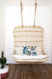 70s double hanging chair from byron bay hanging chairs outdoor