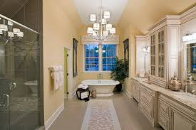 high ceiling bathroom ideas including wall mounted clear glass bathroom high ceiling ideas including black varnished wooden vanity cabinet full size