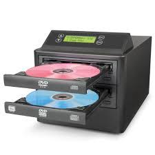 Hit The Floor Dvd - the one step dvd cd duplicator hammacher schlemmer at the