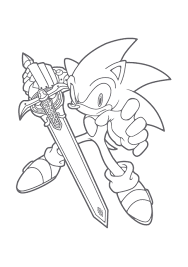sonic the hedgehog coloring pages getcoloringpages com