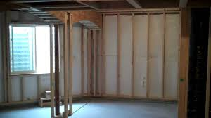 gorgeous frame basement walls how to frame a frame out basement