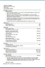 resume text format proper resume formats career trend