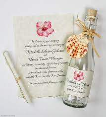 wedding invitations in a bottle wedding invitation ideas awesome wedding invitations for