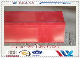 color metal flashing ridge cap gutter cap 1 2 galvalume